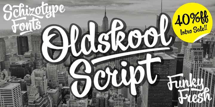 Oldskool Script™