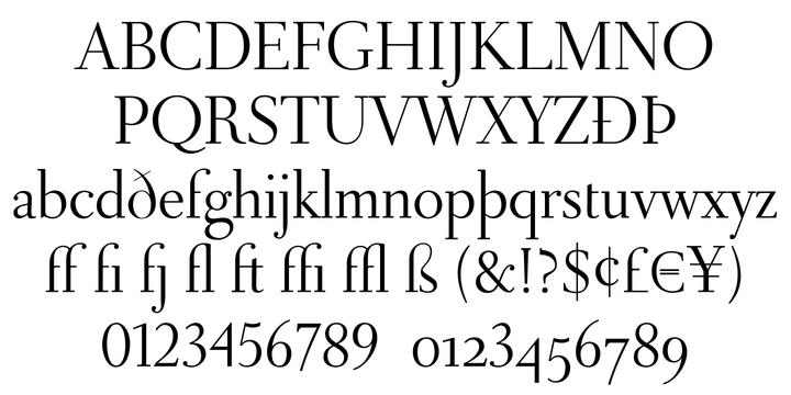 Didot Headline | Webfont & Desktop font | MyFonts