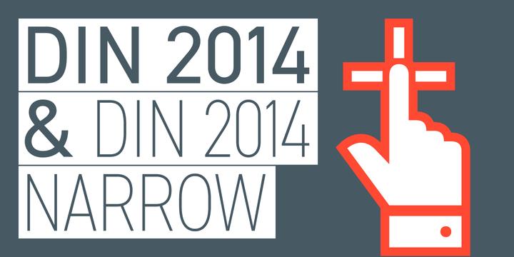 DIN 2014   Webfont & Desktop font   MyFonts
