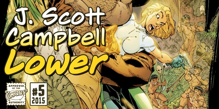 J. Scott Campbell Lower