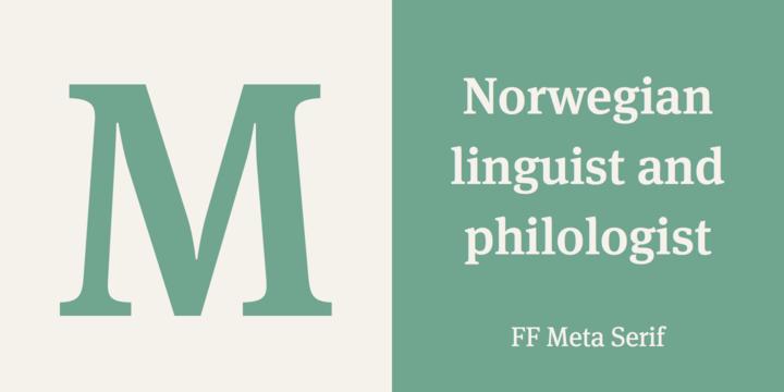 meta serif lf book free
