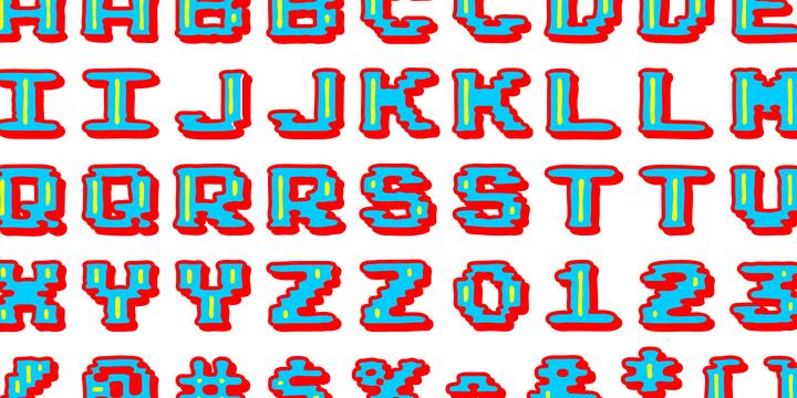 Pixel Arcade - Webfont & Desktop font « MyFonts