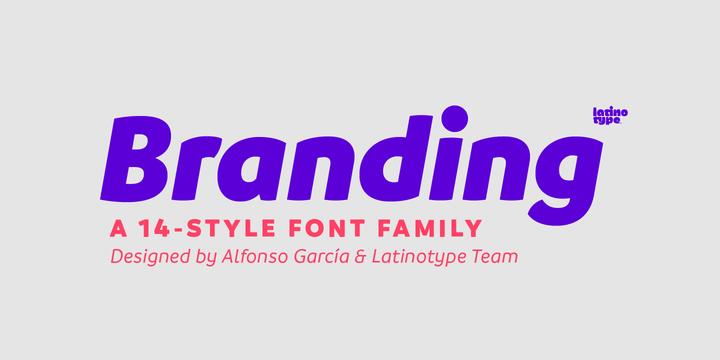 brand fonts