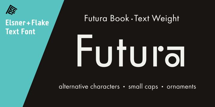 Futura Text EF Pro   Webfont & Desktop font   MyFonts