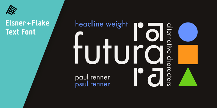 Futura Headline EF Pro | Webfont & Desktop font | MyFonts