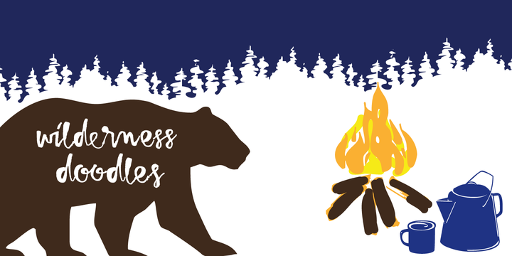 Wilderness Doodles™