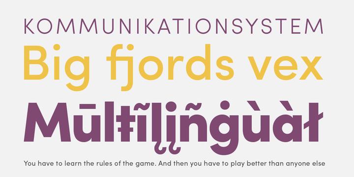 Sofia Pro | Webfont & Desktop font | MyFonts