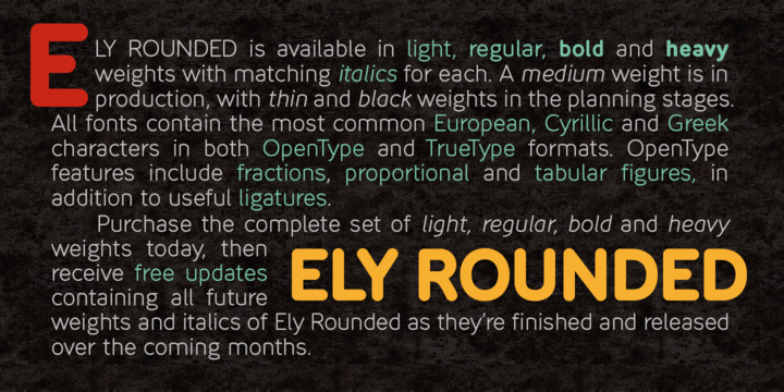 Ely Rounded