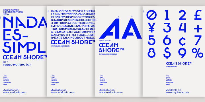 Oceanshore   Webfont & Desktop font   MyFonts