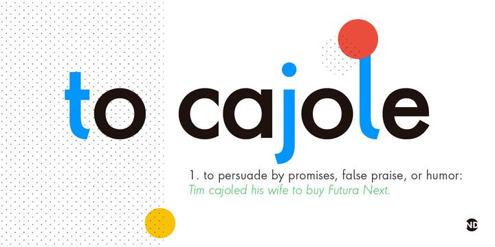 Futura Next | Webfont & Desktop font | MyFonts