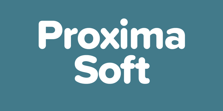 Proxima Soft | Webfont & Desktop font | MyFonts
