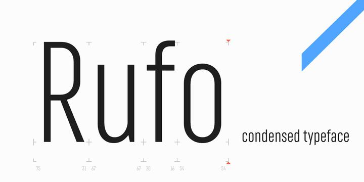 RF Rufo | Webfont & Desktop font | MyFonts