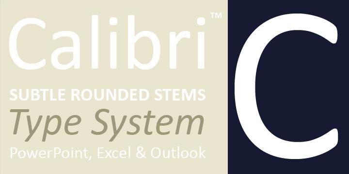 Calibri | Webfont & Desktop font | MyFonts