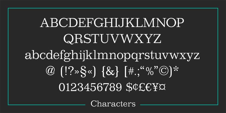 Impressum® - Webfont & Desktop font « MyFonts