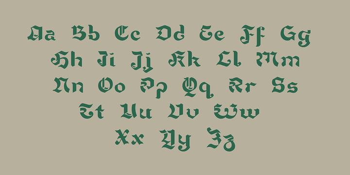Brahma Bold Free Font