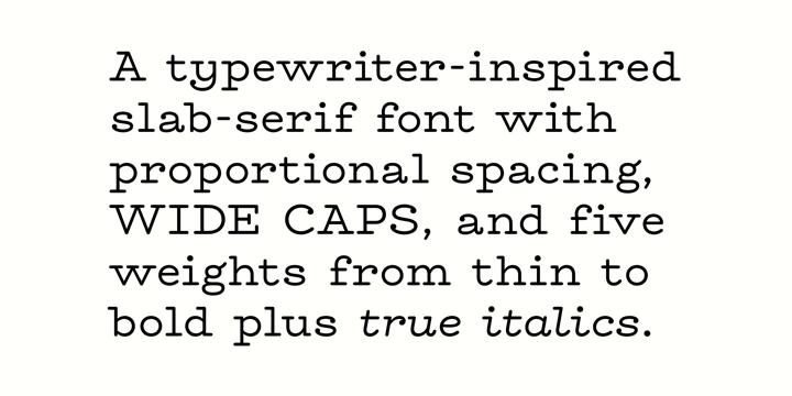 Hellenic Typewriter | Webfont & Desktop font | MyFonts