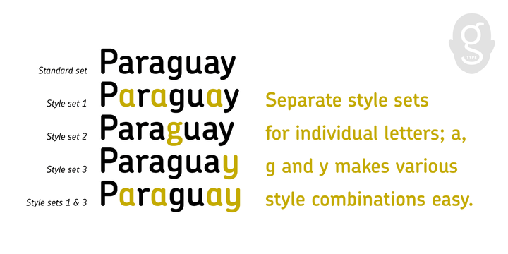 G Type MyFonts