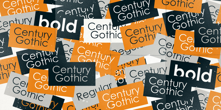 century gothic italic free font download