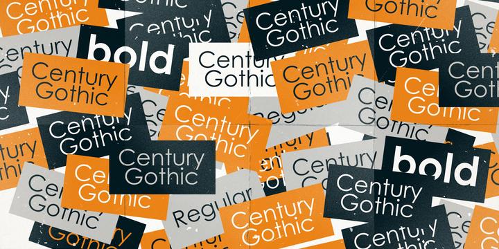 Century Gothic™