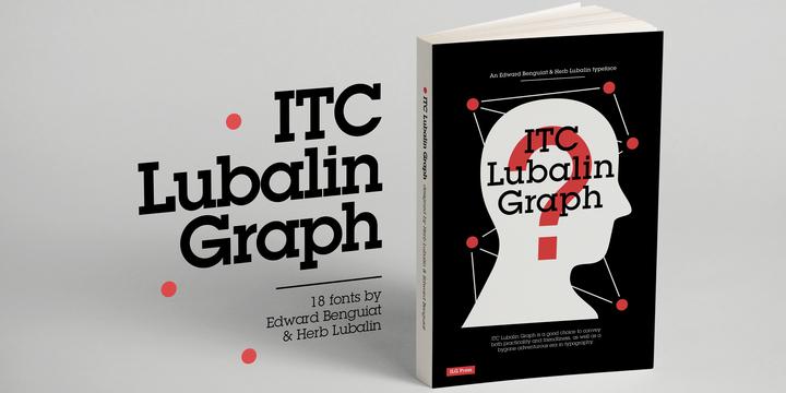 Graph Book Font