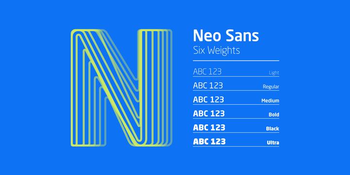 Neo Sans®