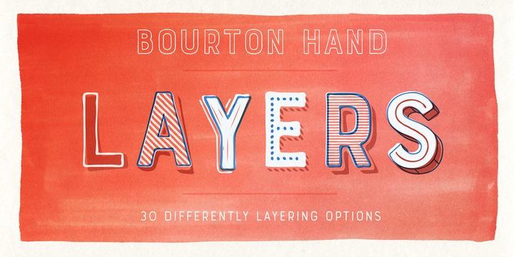 Bourton Hand | Webfont & Desktop font | MyFonts