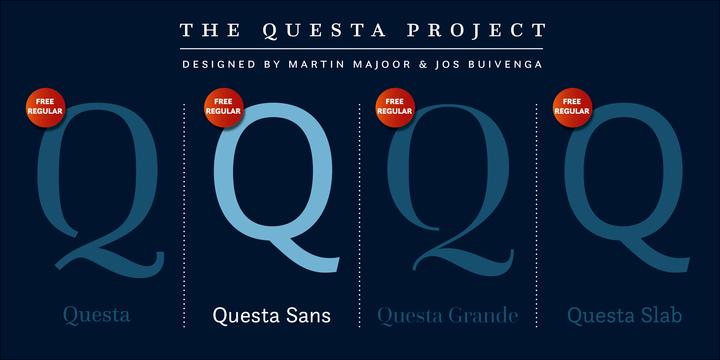 Questa grande font free download free fonts.