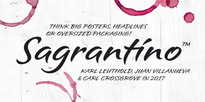 Sagrantino   Webfont & Desktop font   MyFonts