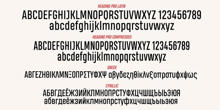 Heading Pro   Webfont & Desktop font   MyFonts