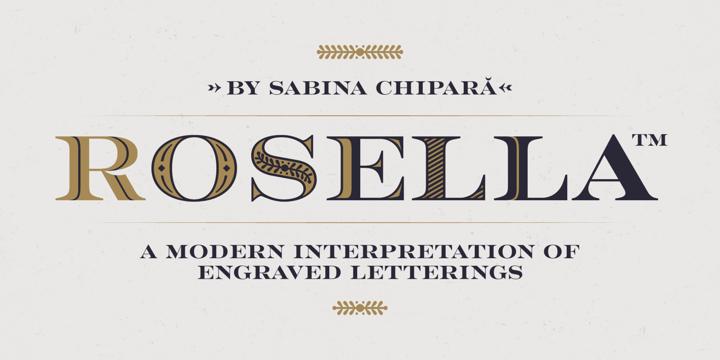 Rosella | Webfont & Desktop font | MyFonts