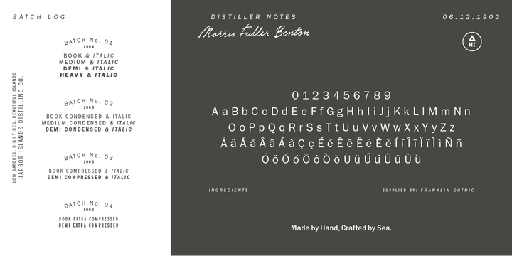 ITC Franklin Gothic | Webfont & Desktop font | MyFonts