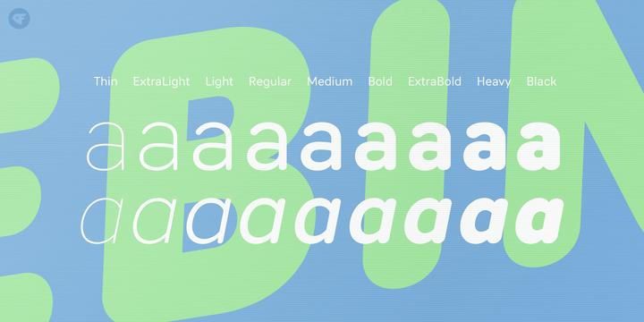 Zara Dampier: Download Sebino Soft Font by Nine Font
