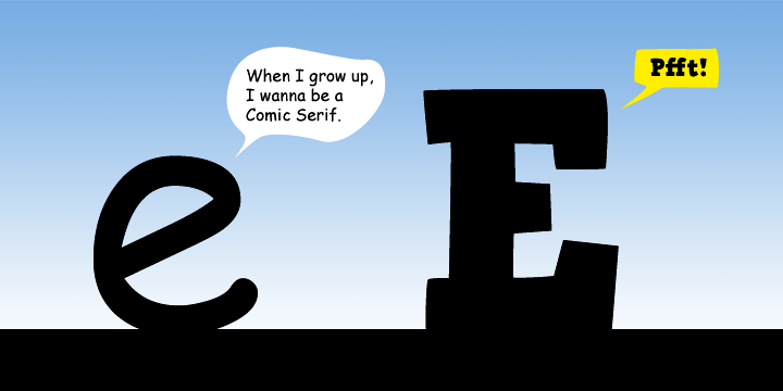 HVD Comic Serif Pro | Webfont & Desktop font | MyFonts