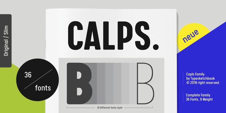 Calps   Webfont & Desktop font   MyFonts