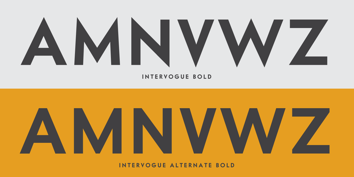 Intervogue | Webfont & Desktop font | MyFonts