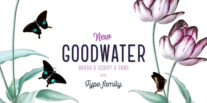 Goodwater Poster