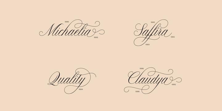Claudya Script