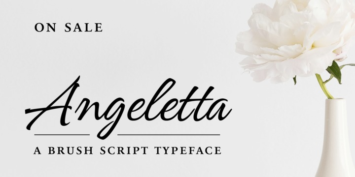 Download Angeletta™ Fonts by Monotype