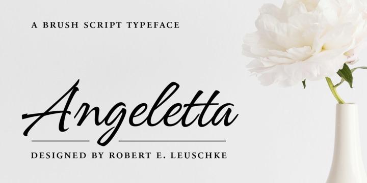 Angeletta | Webfont & Desktop font | MyFonts