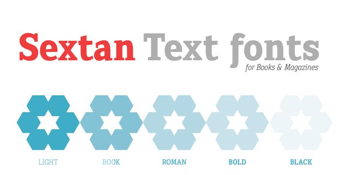 Sextan Serif