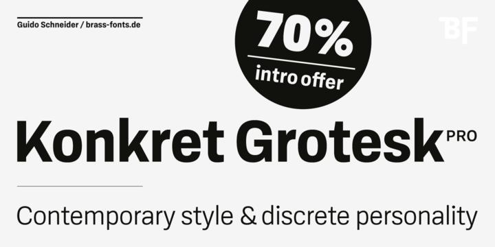 Download bf konkret grotesk protrade fonts by brass fonts m4hsunfo