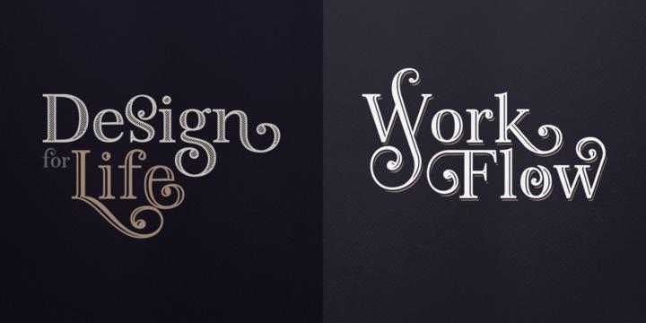 hera big bold font free download