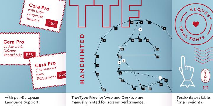 Cera Pro   Webfont & Desktop font   MyFonts