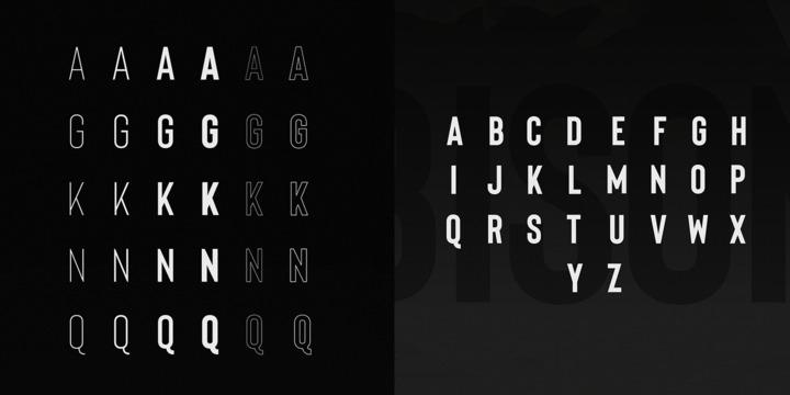 Bison | Webfont & Desktop font | MyFonts