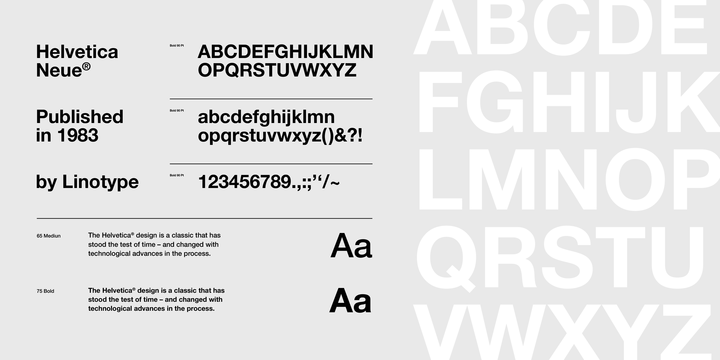 helvetica neue condensed bold font download
