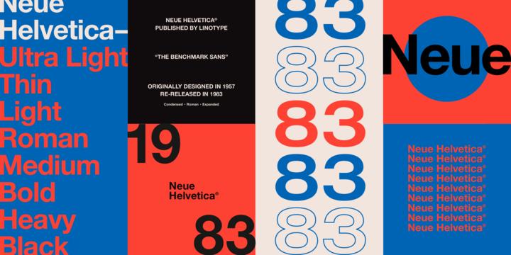 Neue Helvetica | Webfont & Desktop font | MyFonts
