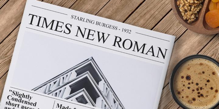 Times New Roman | Webfont & Desktop font | MyFonts