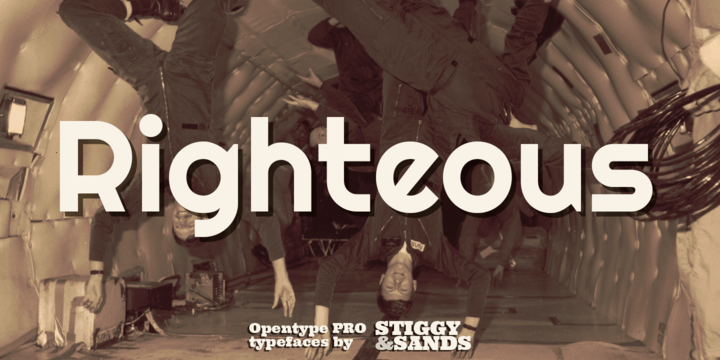 Righteous Pro   Webfont & Desktop font   MyFonts