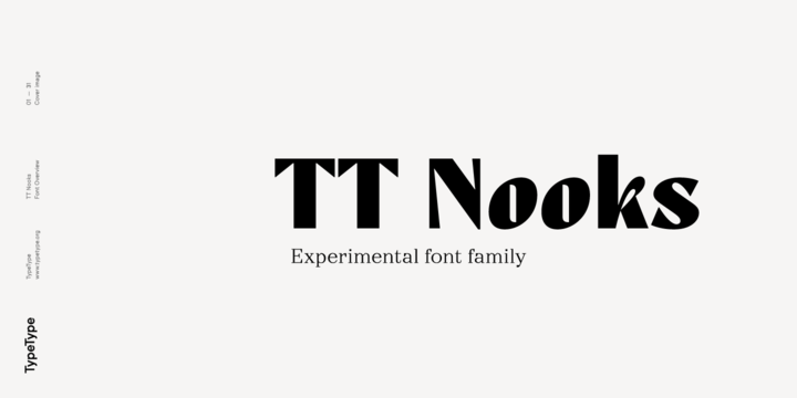 Hot New Fonts MyFonts