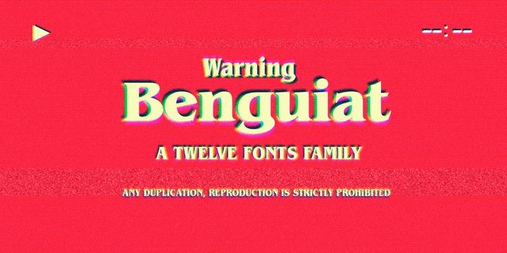 Benguiat Book Italic Font